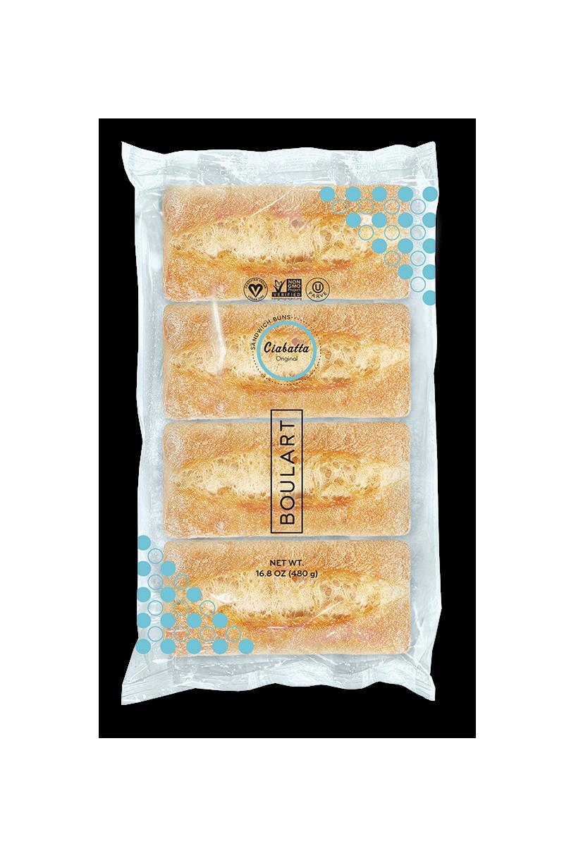 Pain scellé - Pains sandwich originale emballés